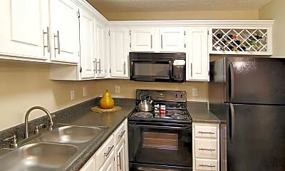 Kitchen, Keeneland Crest, 0