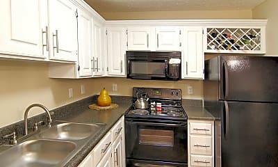 Kitchen, Keeneland Crest, 0