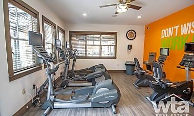 Fitness Weight Room, 2800 Barton Bluff Ln, 2