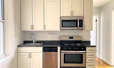 Kitchen, 2406 N Mozart St 2, 1