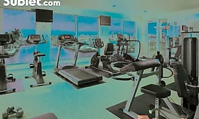 Fitness Weight Room, 3071 Waterside Cir, 2