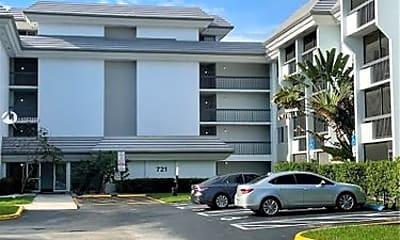 Building, 721 N Pine Island Rd, 0