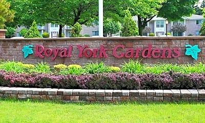 Community Signage, Royal York Management, 0