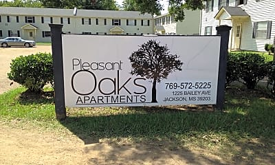 Pleasant Oaks Apartments, 1