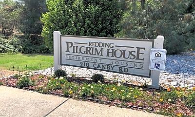 Redding Pilgrim House, 1