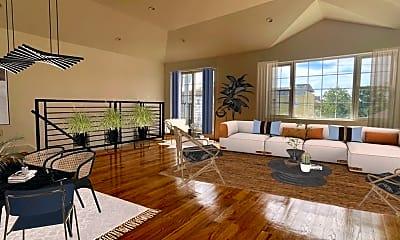 Living Room, 72-16 Burchell Ave, 0