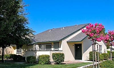 Building, Ridgeview Apartments, 1