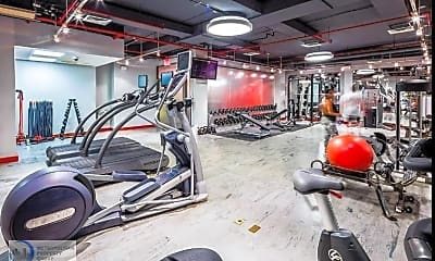 Fitness Weight Room, 303 Amsterdam Ave, 2