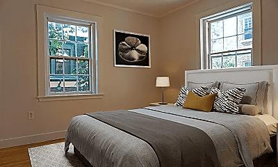 Bedroom, 21 Chauncy St, 1