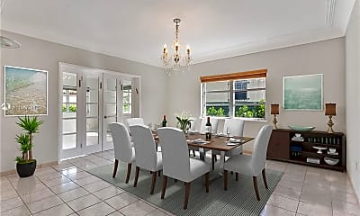 Dining Room, 3011 Royal Palm Ave, 1