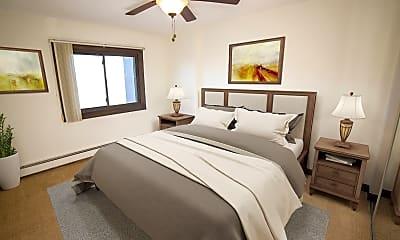 Bedroom, Tree Tops, 1