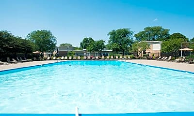 Pool, The Preserve at Woodfield, 1