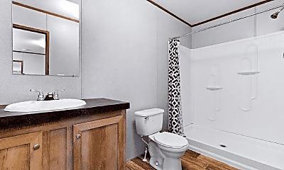 Bathroom, 1205 W Circle Dr, 2