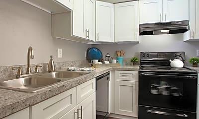 Kitchen, Mystic Bay, 1