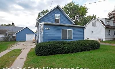 Building, 1428 E Center St, 0