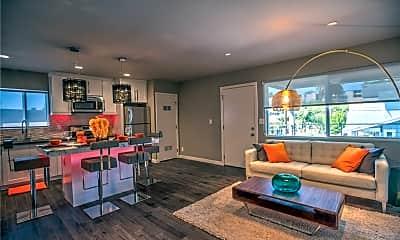 Living Room, 3622 Ellsworth St 2, 0