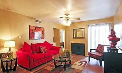 Living Room, Regal Crossing, 1