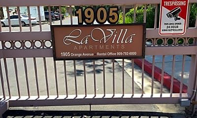La Villa, 1