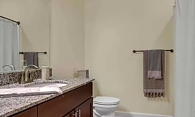 Bathroom, Gettysburg Ridge, 2