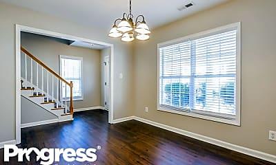 Living Room, 210 Randolph Drive, 1