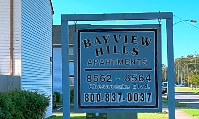 Community Signage, 8562 Chesapeake Blvd, 1
