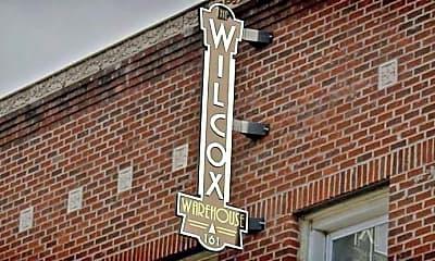 Wilcox Warehouse, 0