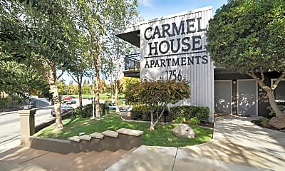 Community Signage, Carmel House, 0