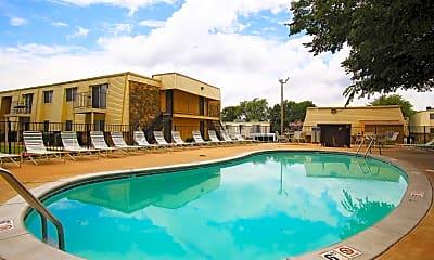 Pool, Woodside Village, 0