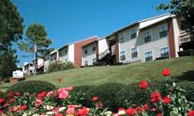 Building, Sunridge Apartments, 1