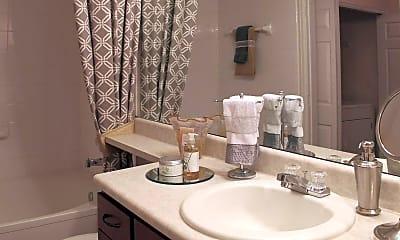 Bathroom, Red Hawk Ranch, 2