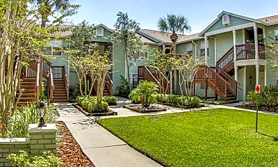 Courtyard, Providence At Palm Harbor, 0