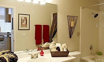 Bathroom, Sonoma Resort, 2