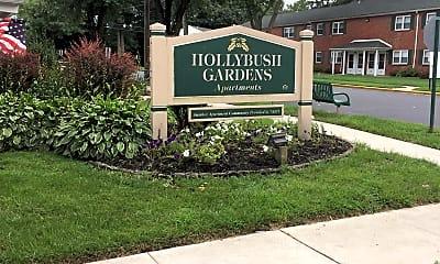 Hollybush Gardens, 1
