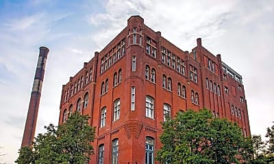 Building, The Brewery, 0