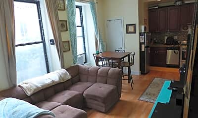 Living Room, 560 West End Ave, 1