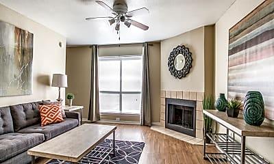 Living Room, Mesquite Village, 1