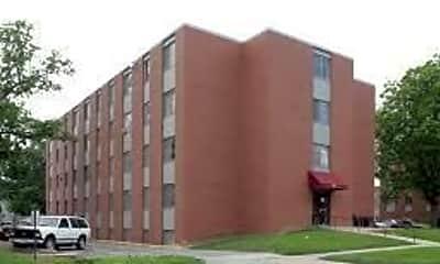 Building, 1801 J St, 2