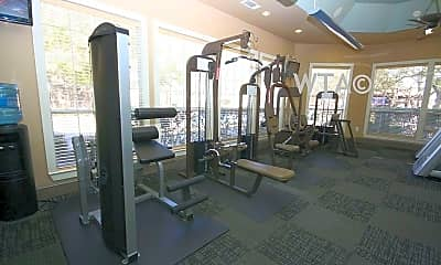 Fitness Weight Room, 9807 North Fm 620, 2