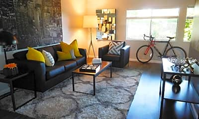Living Room, College Gardens, 1