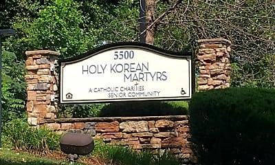 Catholic Charities Senior Housing, 1