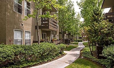 Building, Park View Terrace, 1