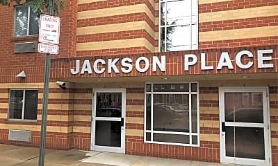 Jackson Place, 1