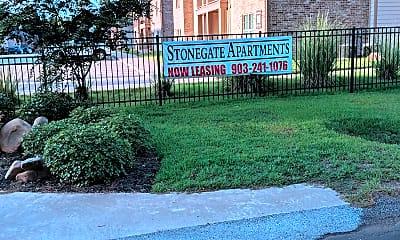 Stonegate Apartments Hallsville, 1