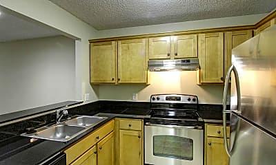 Kitchen, Village At Vanderbilt, 1