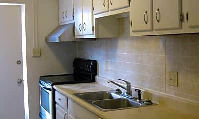 Kitchen, 724 River St, 1