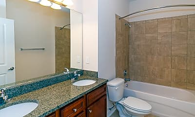 Bathroom, Lofts At Little Creek, 2