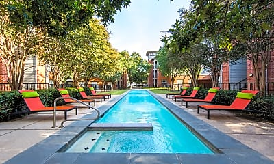 Pool, Marquis on Gaston, 0
