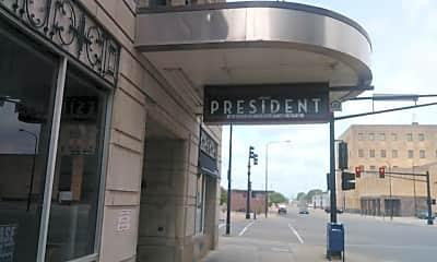 Hotel President, 1