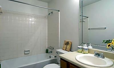 Bathroom, Woods at Shannon Lake, 2