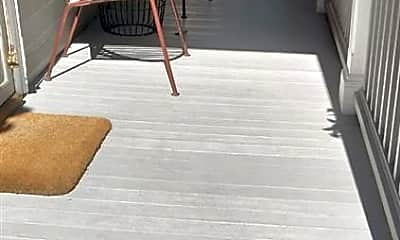 Patio / Deck, 102 Fayerweather St, 1